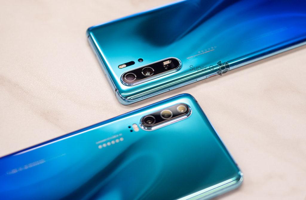 Обзор Huawei P30 Pro и Huawei P30