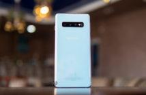 Цена Samsung Galaxy S10