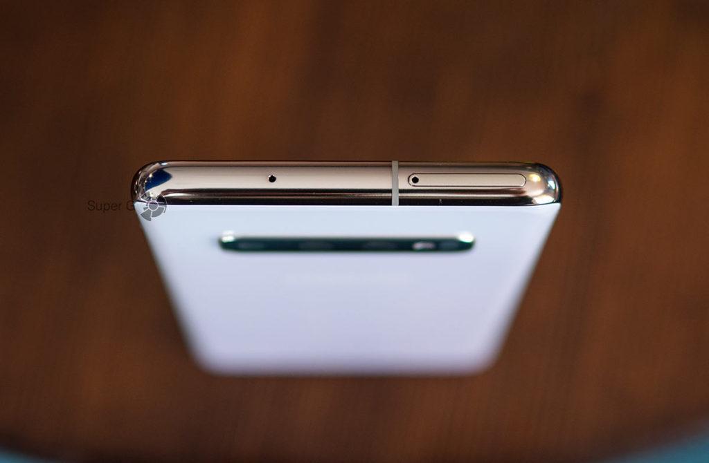 Samsung Galaxy S10 объем памяти