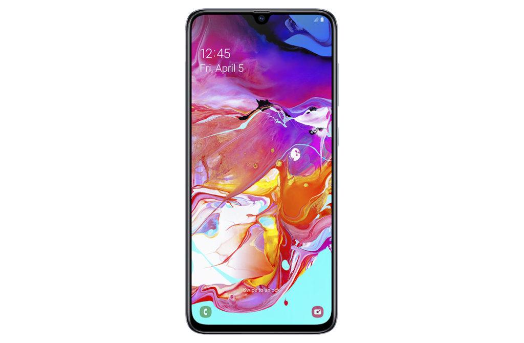 Дисплей Samsung Galaxy A70 и A40