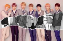 BTS K-Pop superheroes