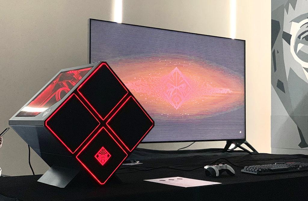 HP Omen X Emperium 65 игровой монитор купить
