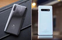 Сравнение камер Samsung S10 и Xiaomi Mi 9