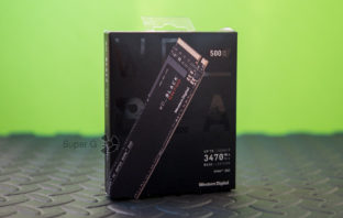SSD-диск Western Digital WD Black SN750
