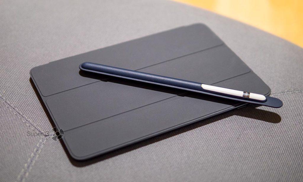 Чехол для планшета iPad mini 5 и Apple Pencil