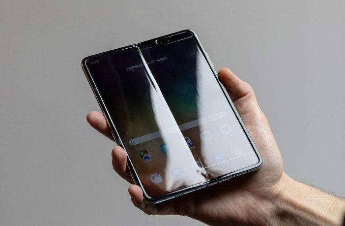 Samsung официально подтвердил проблемы у Galaxy Fold