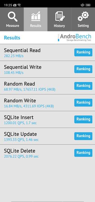 Чтение и запись памяти Oppo A5s