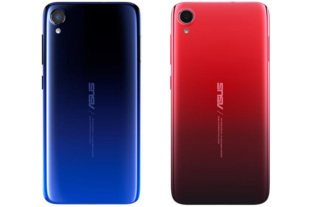 Дизайн Asus Zenfone Live (L2)