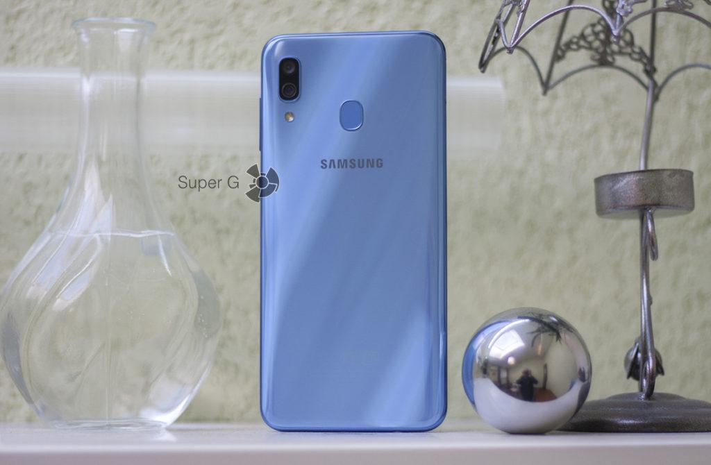 Аккумулятор Samsung Galaxy A30