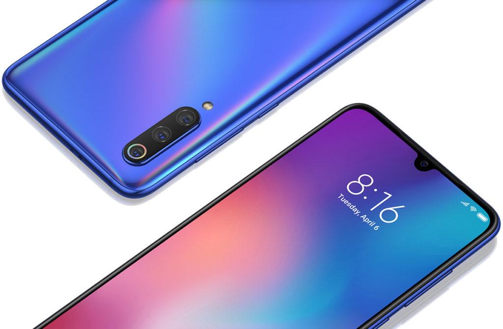 Дизайн Xiaomi Mi 9
