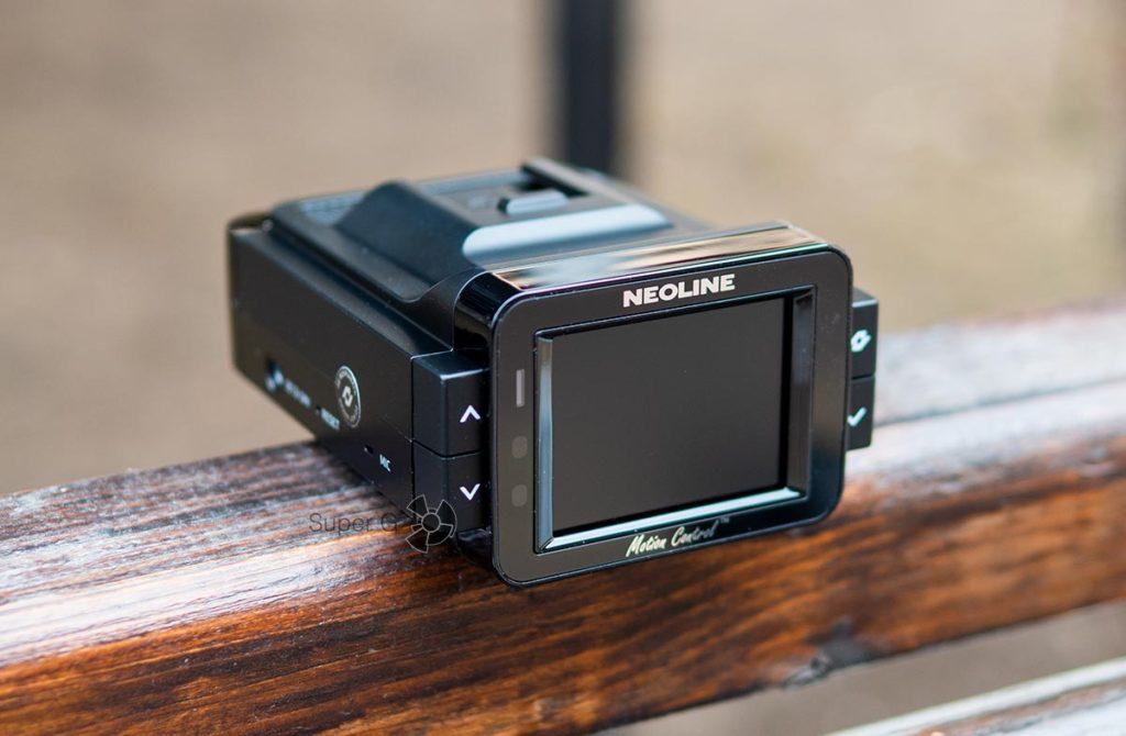 Цветной дисплей Neoline X-COP 9100s