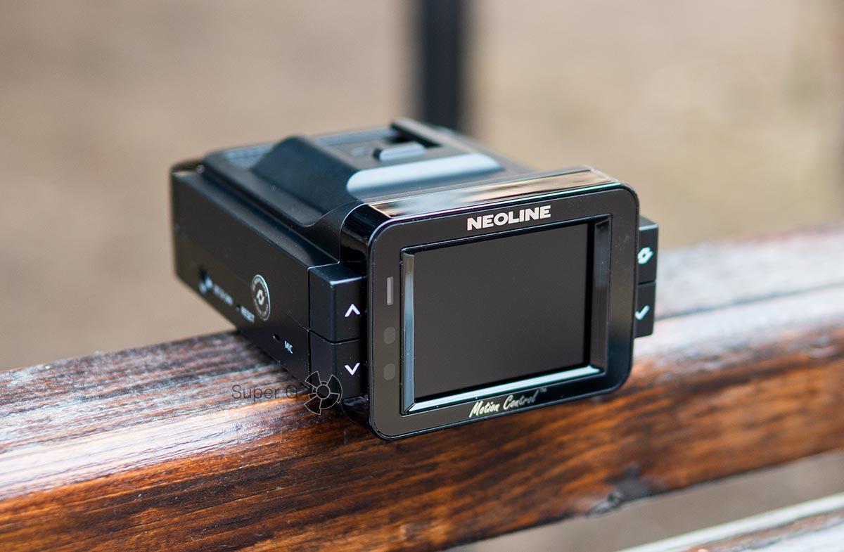 Видеорегистратор Neoline X-COP 9100S в Рязани