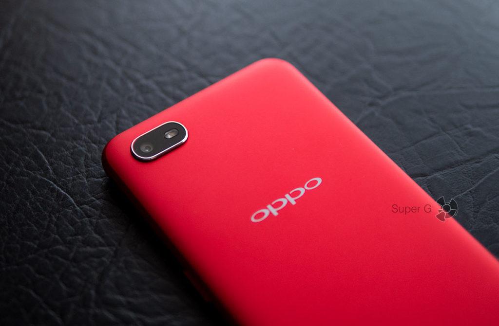 Камеры Oppo A1k и примеры фото