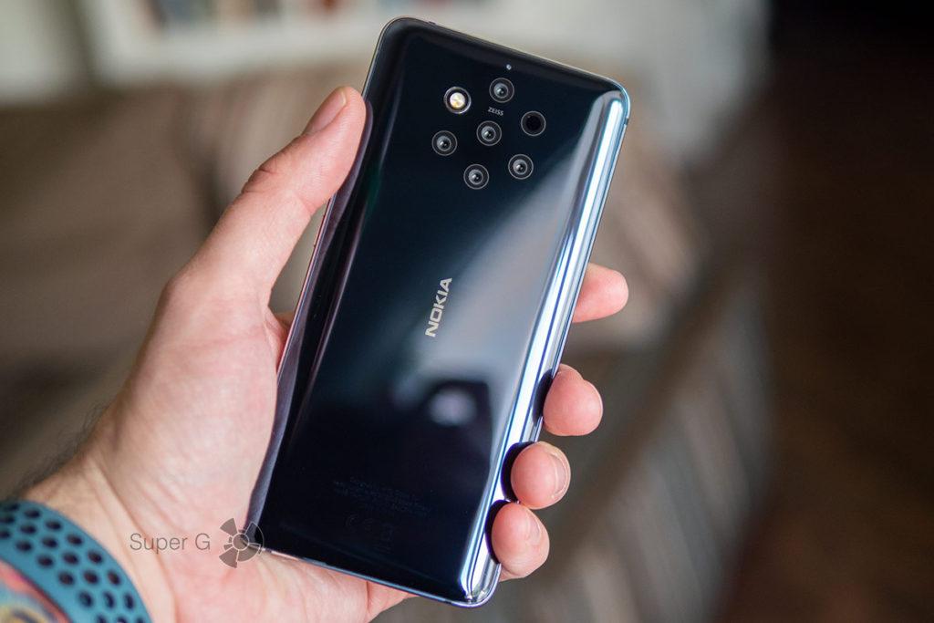 Отзывы Nokia 9 PureView