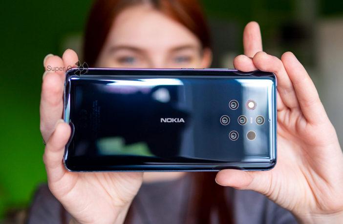 Тест камер Nokia 9 PureView