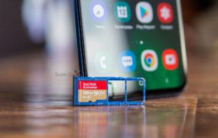 Обзор карты памяти SanDisk Extreme Micro SD 128 GB