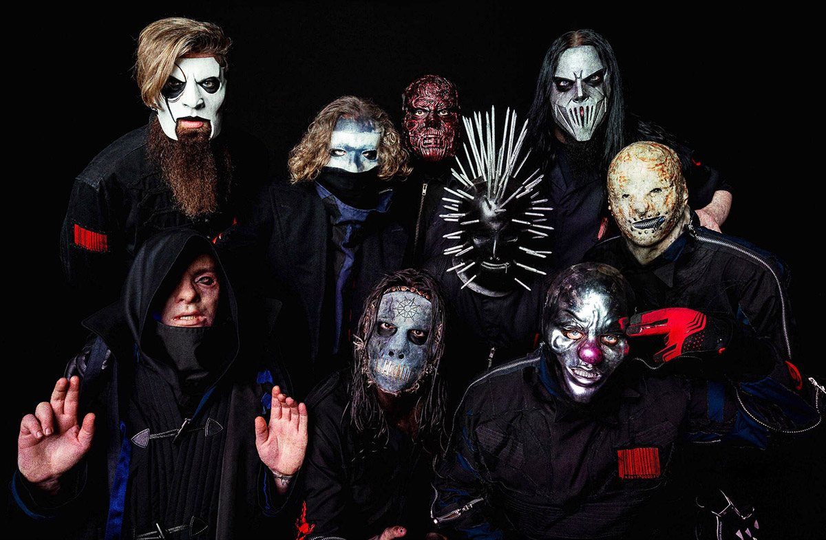 Slipknot new masks from We are not your kind