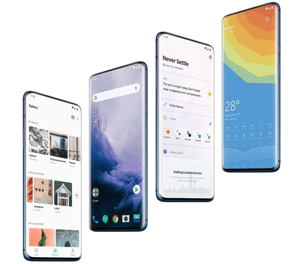 Характеристики OnePlus 7 Pro