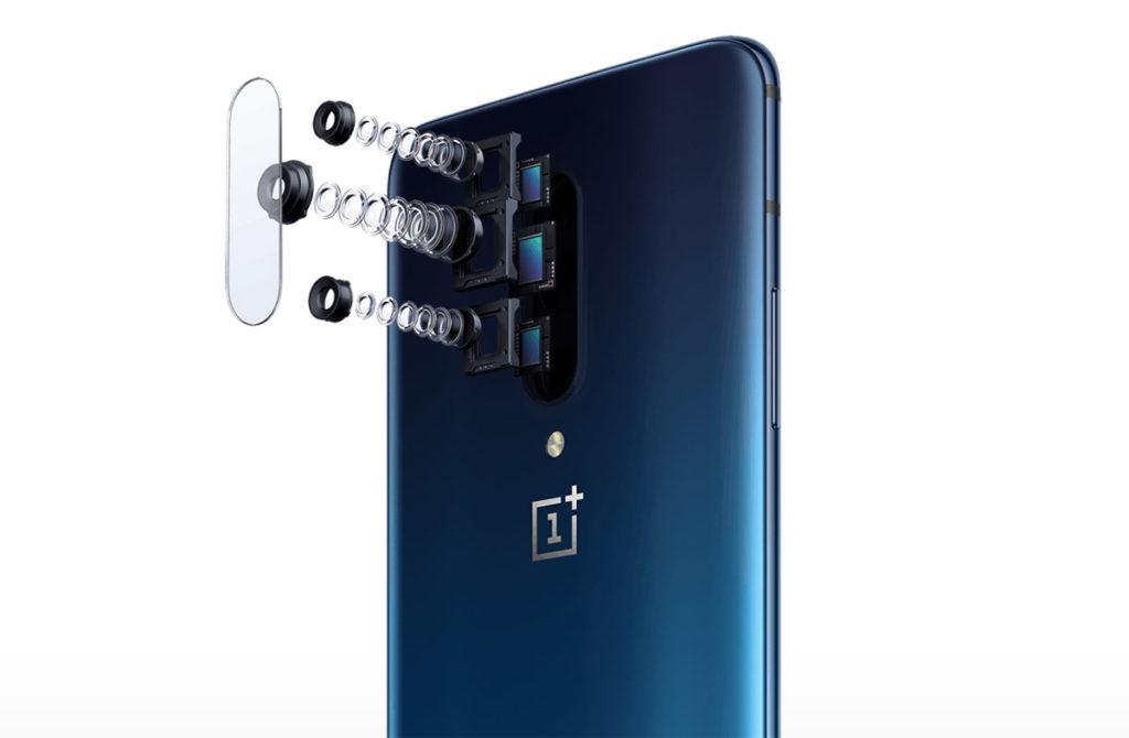 Камеры OnePlus 7 Pro