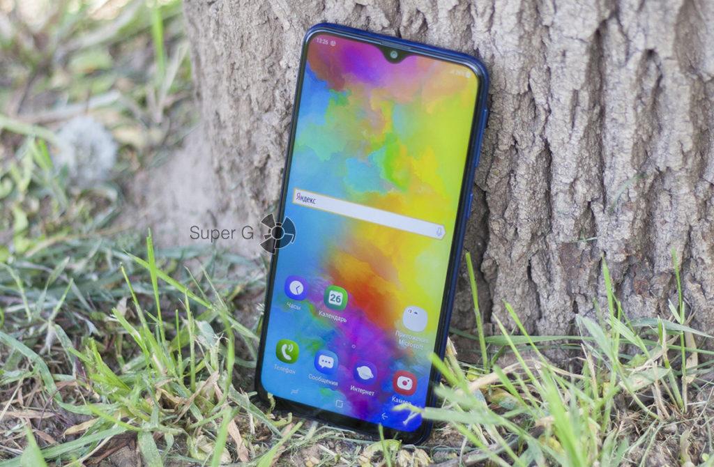 Цена Samsung Galaxy M20