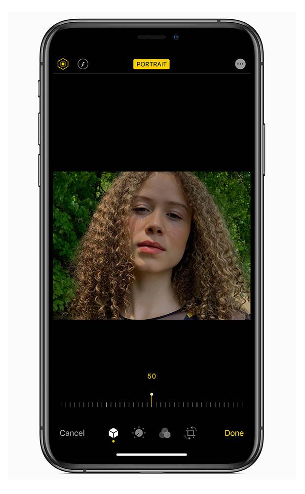 Редактирование фото в iOS 13