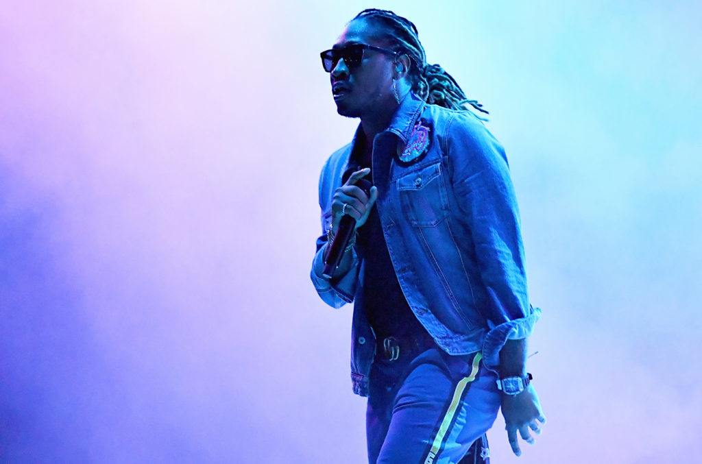 Future on stage