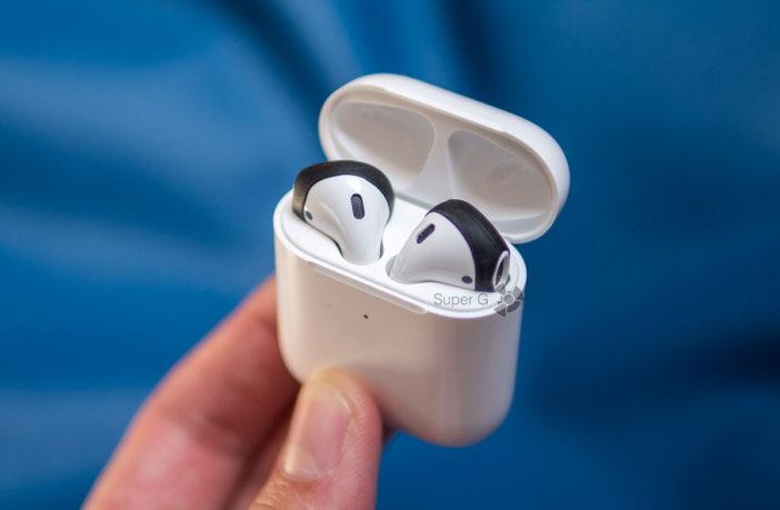 AirPods выпадают из ушей. Что делать?