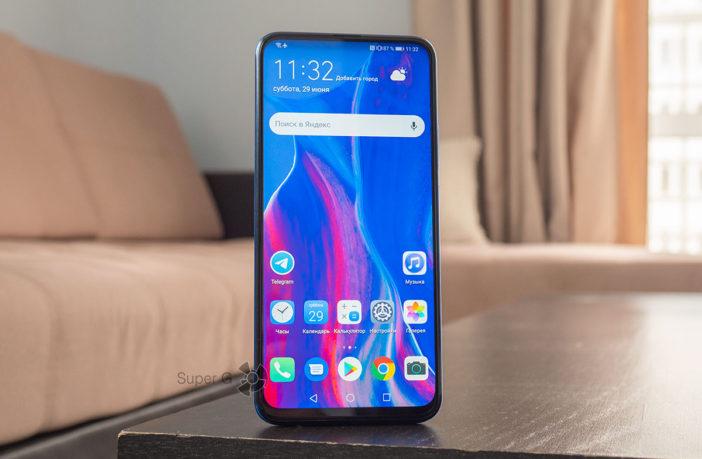 Обзор Huawei P Smart Z