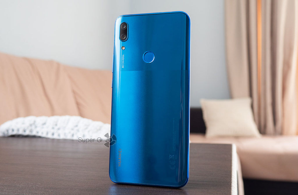 Отзывы Huawei P Smart Z