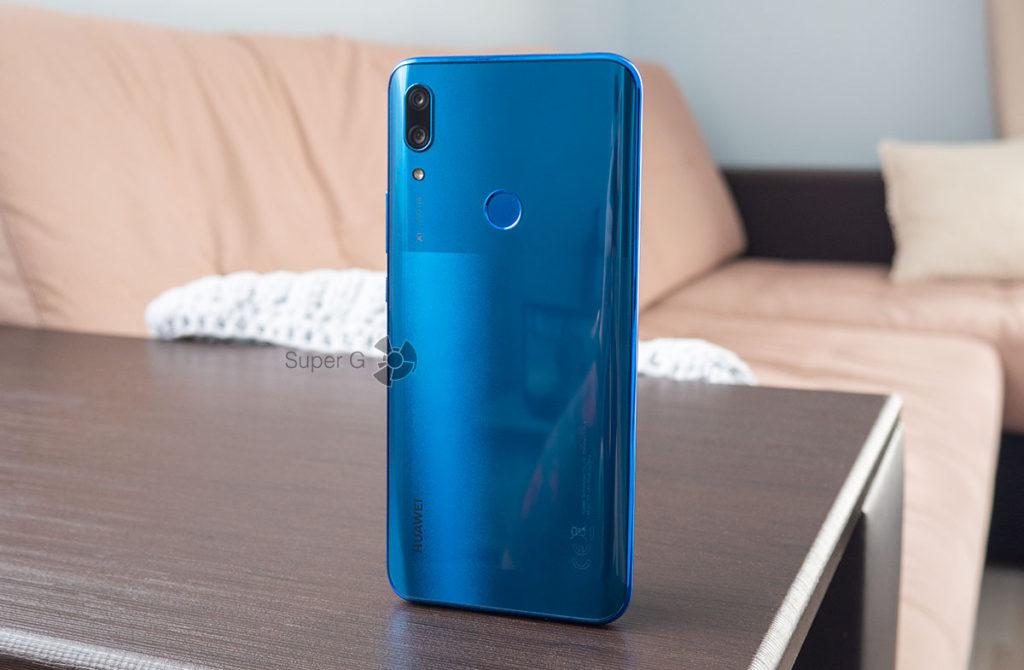 Сравнение Huawei P Smart Z с P Smart 2019