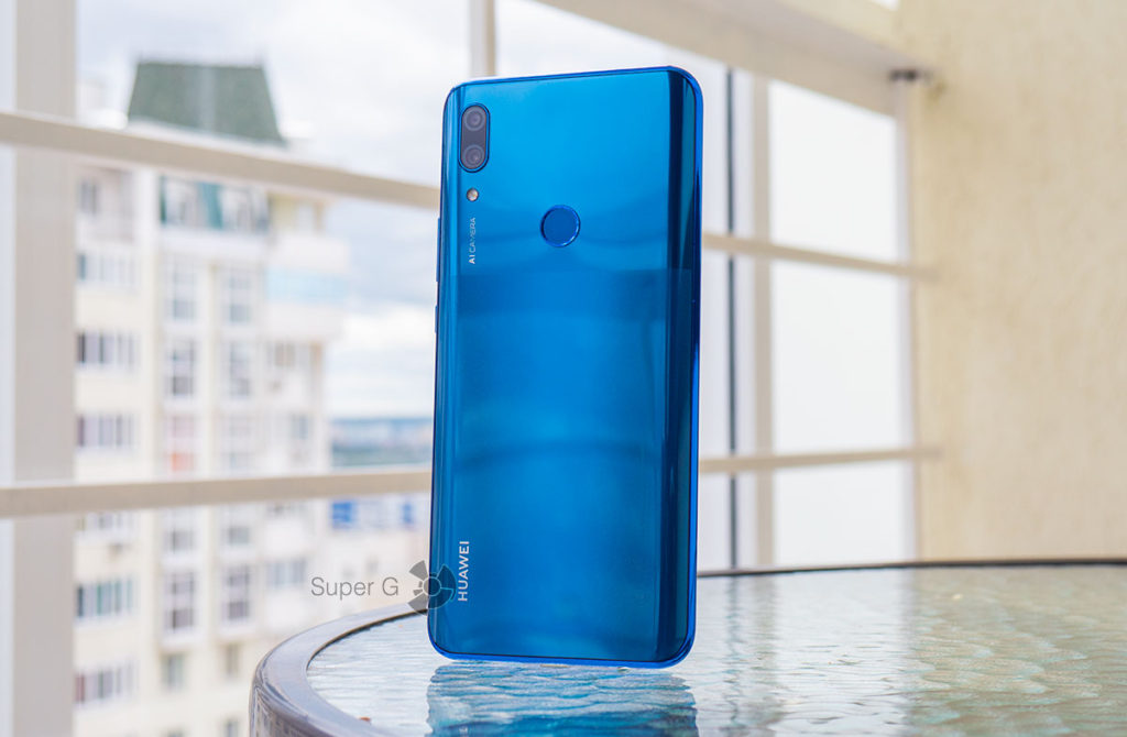 Цена Huawei P Smart Z