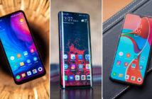 Лучшие смартфоны первой половины 2019 года