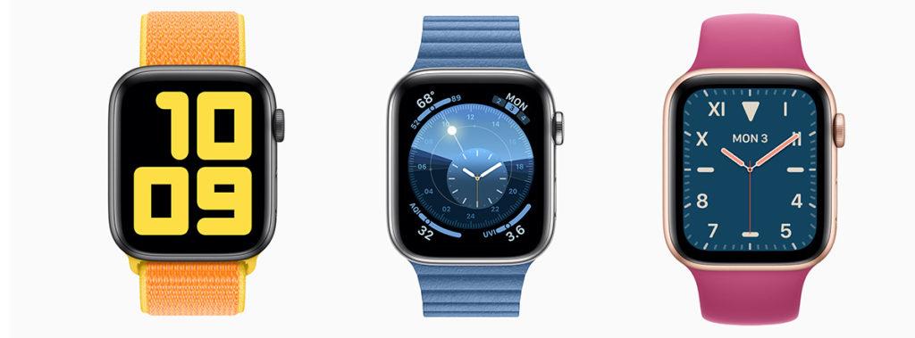 Дизайн watchOS 6