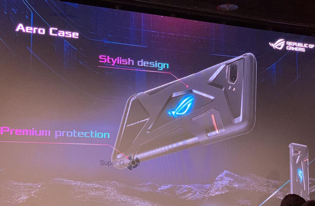 Aero Case ASUS ROG Phone II