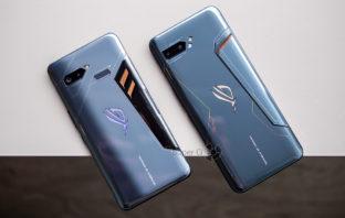 Отличия ASUS ROG Phone 2 от 1-го поколения