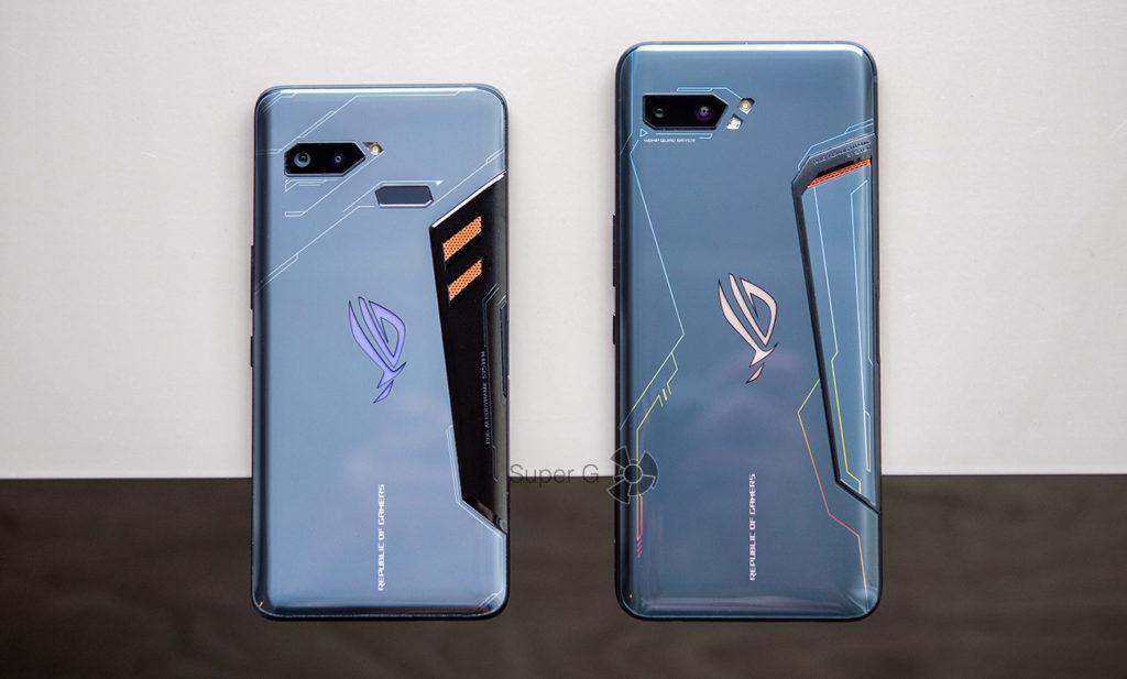 Отличия ASUS ROG Phone 2 от первого поколения ROG Phone