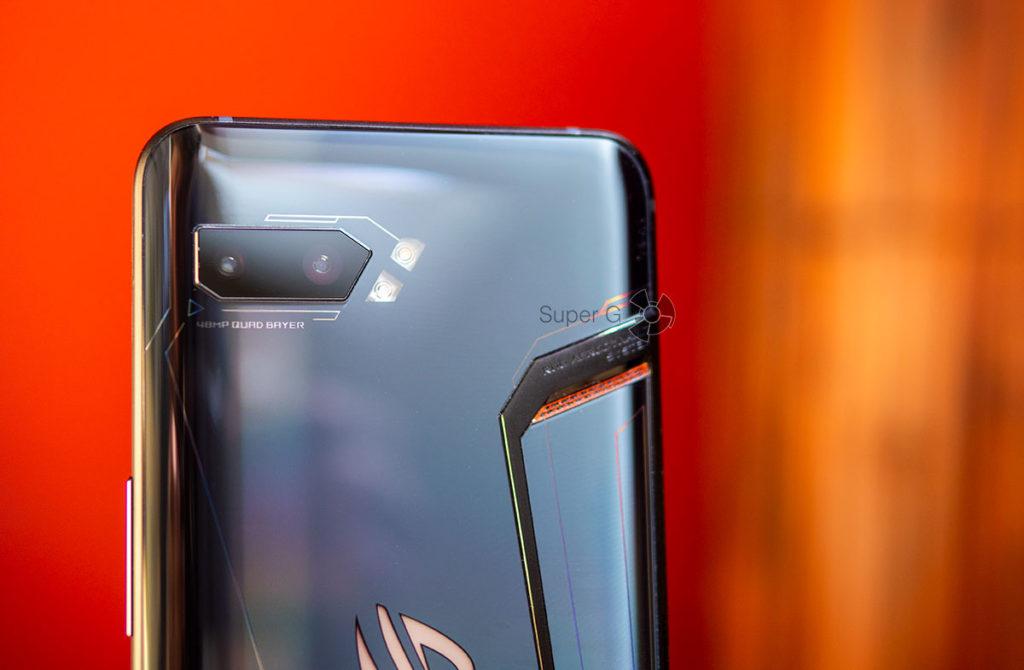 Камеры ASUS ROG Phone 2