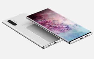 Samsung Galaxy Note 10 - два новых галакси, ключевые характеристики