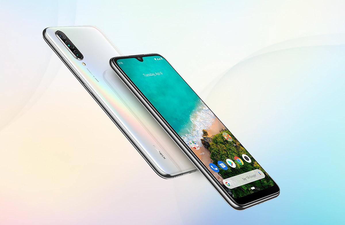 Xiaomi Mi A3 выглядит, как Galaxy от Samsung