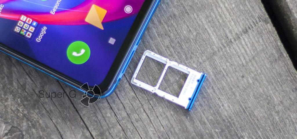 SIM-карты Xiaomi Mi 9T