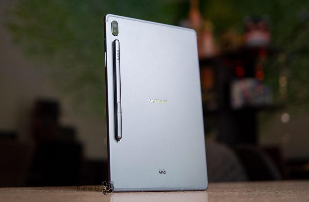 Отзывы Samsung Galaxy Tab S6