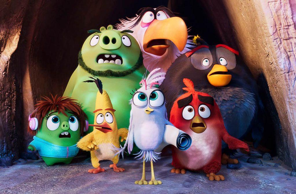 Рецензия Angry Birds 2 в кино