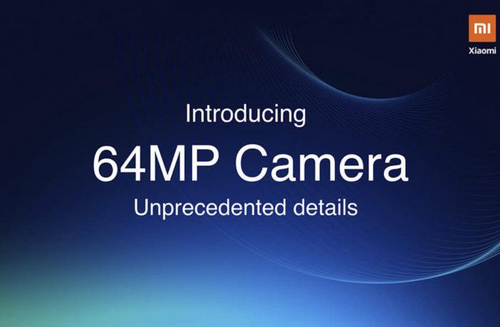 Сенсор Samsung GW1 64 Мп