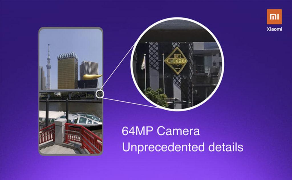 Камера Samsung GW1 64 Мп