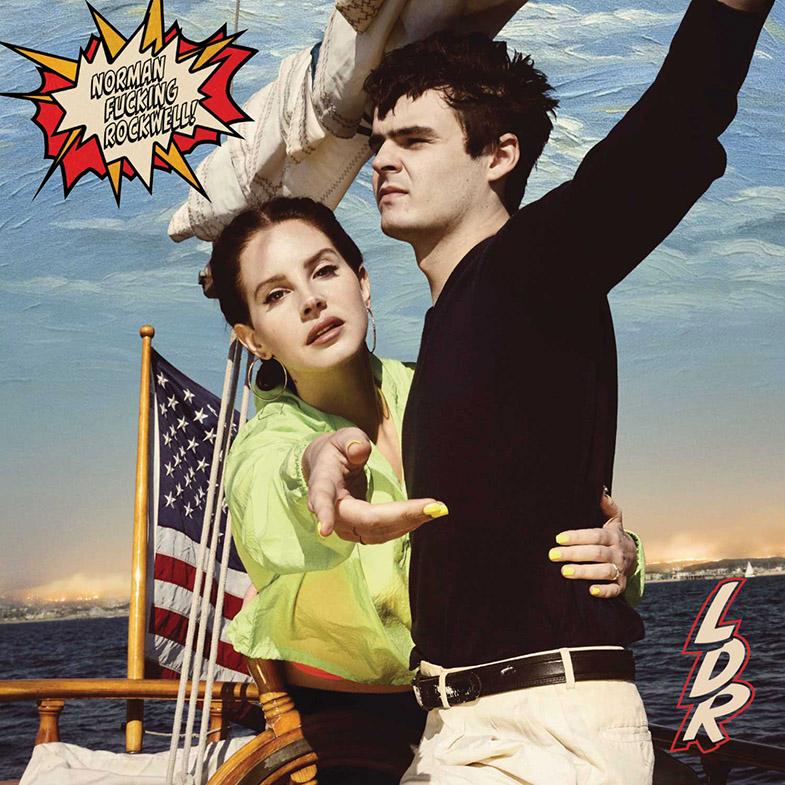 Обзор альбома Lana Del Rey - Norman F*****g Rockwell