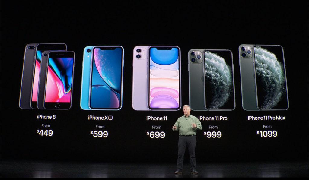 Все цены на iPhone 2019