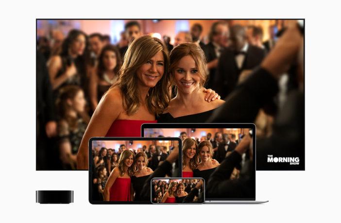 Apple TV+ бесплатный период
