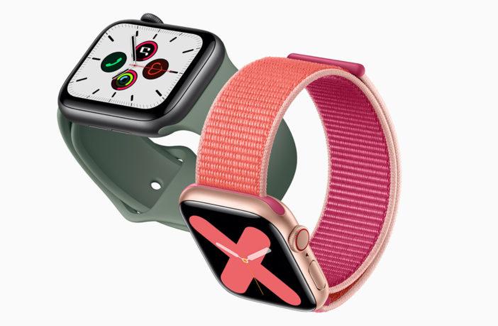 Умные часы Apple Watch Series 5 - главное
