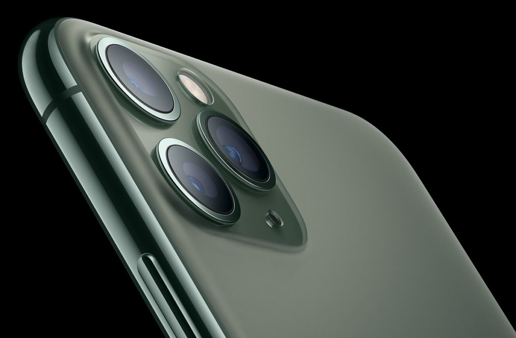 iPhone 11 Pro камеры