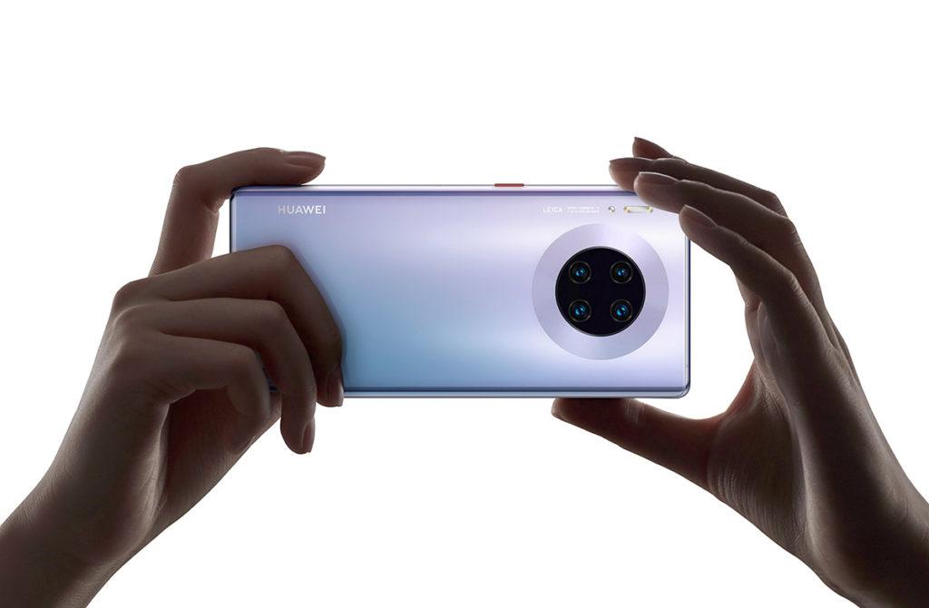 Huawei Mate 30 Pro сравнение